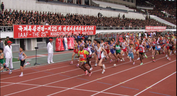 What to expect at the Pyongyang Marathon