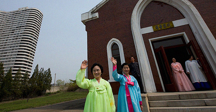 How Christian missionaries are spreading the Gospel in North Korea