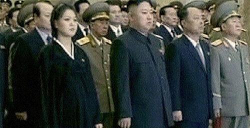 "Did North Korean Propagandists ""Announce"" Ri Sol Ju's Pregnancy in September?"