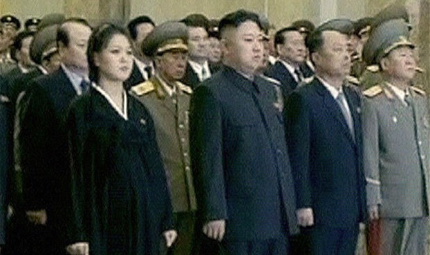 "Did North Korean Propagandists ""Announce"" Ri Sol Ju's Pregnancy in September?"