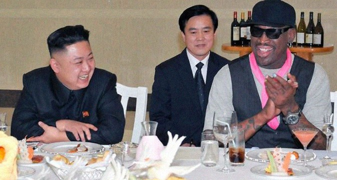 "B.R. Myers: Rodman visits were ""disastrous"" for Kim Jong Un"
