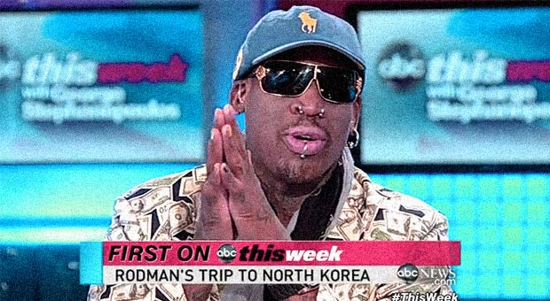'Kim Jong Un Wants Obama to Call Him' – Rodman