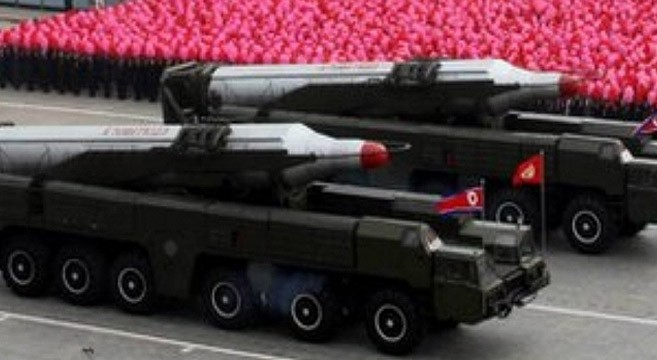 Rodong missiles on parade | Photo: KCTV