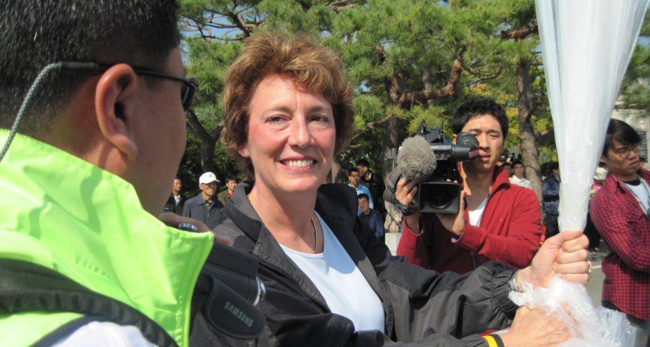 N. Korean rights activist sets sights on U.S. Congress