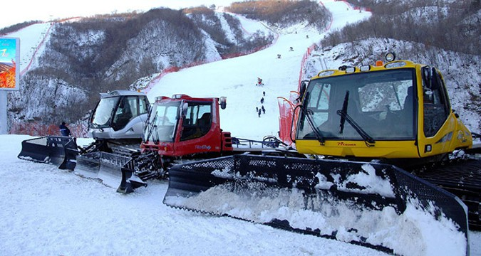 Equipment at N. Korean ski resort may breach UN luxury goods sanctions