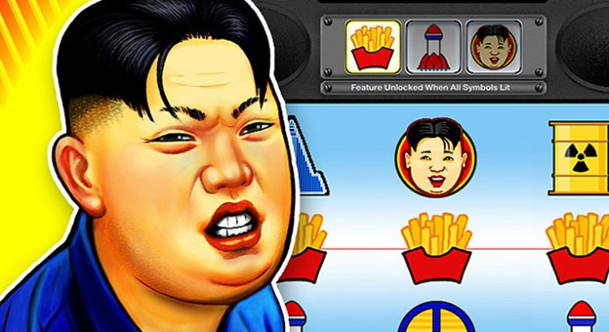 How Kim Jong Un became the focus of a new iPhone app