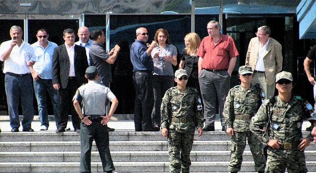 Spy Games: Defector Arrested For Smuggling Data To North