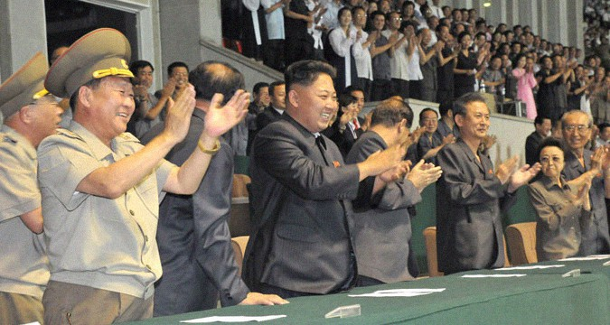 Kim Jong Un appearances continue to focus on sports-economy
