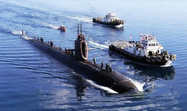 Naval Drills Begin Amid Speculation Of Imminent Nuclear Test