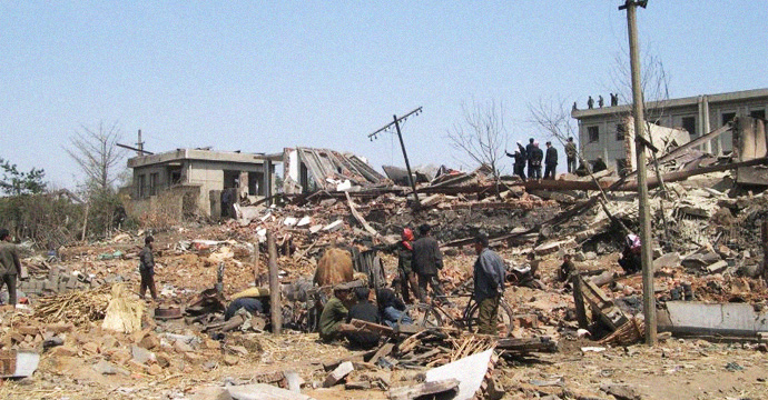 The violent consequences of the North Korea-Syria arms trade