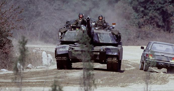 Pyongyang Cuts Hotline as U.S.-South Korean Military Drills Begin