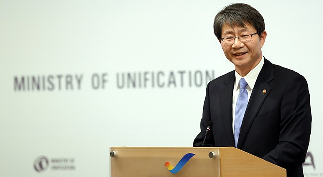 South Korea proposes unification charter