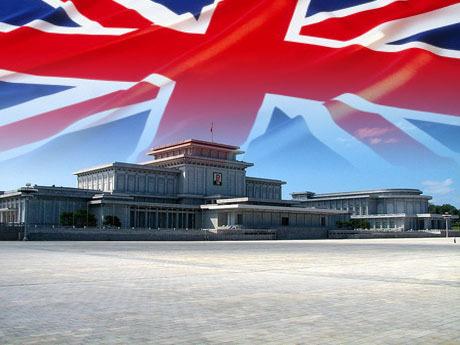 The British Voice of Kim Il Sung