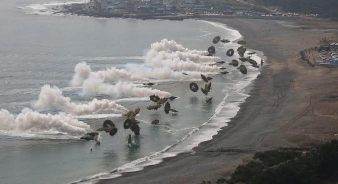 U.S., South Korea resume military drills following brief suspension: Pentagon
