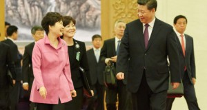 S. Korean president's warm welcome in China doesn't signify shift: Expert