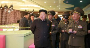 Kim Jong Un tours new luxury river cruiser in Pyongyang