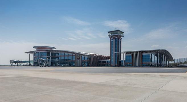 new-kalma-airport