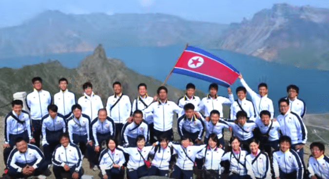 Young Chongryon members visit N.Korea