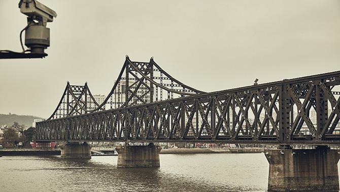 Important N. Korea-China bridge temporarily closed, notice reveals