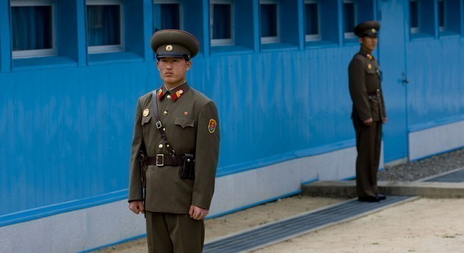 N. Korea proposes talks on peace treaty with U.S.