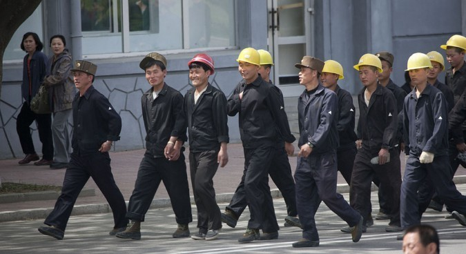 Male defectors struggle in S.Korean job market