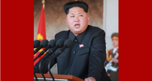 Kim Jong Un emphasizes 'people' and 'youth' in WPK address