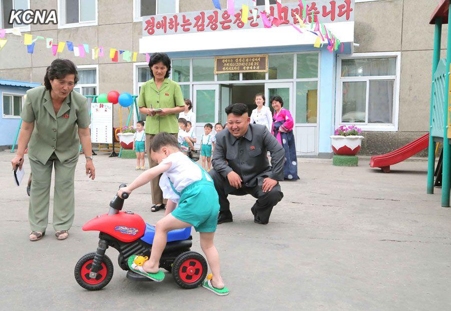 Image: KCNA