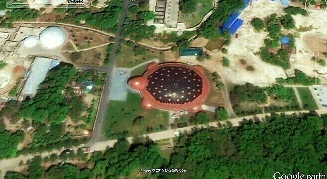 North Korean zoo upgrades include 65-meter 'turtle'