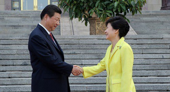 Chinese Checkers: Beijing plays off Seoul, Pyongyang