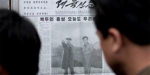 Who reads North Korea's Rodong Sinmun newspaper?
