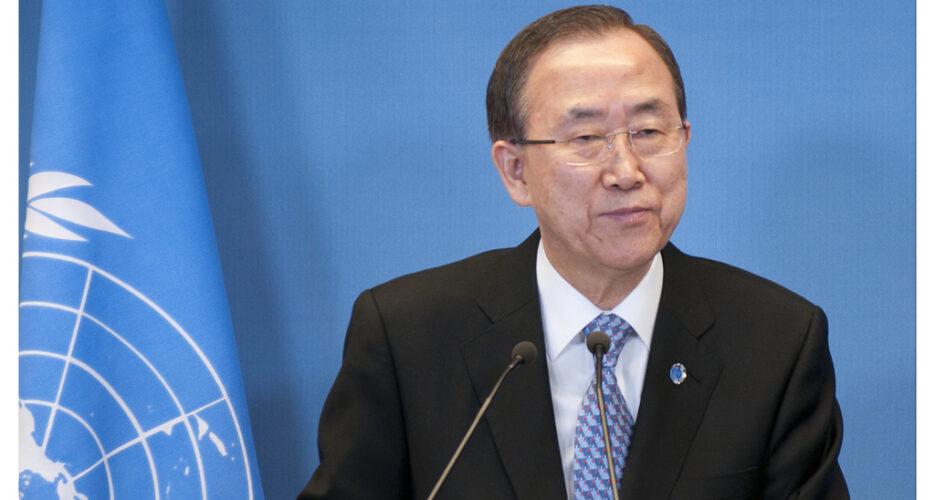 UN: Ban not visiting North Korea next week