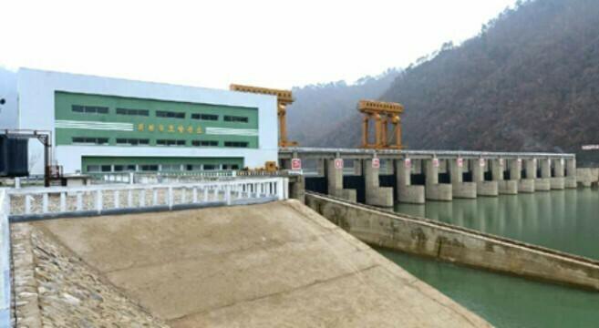 N. Korea completes 10 hydro plants