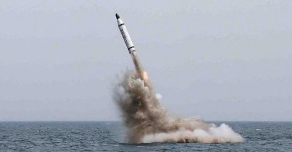 N. Korea conducts failed SLBM launch