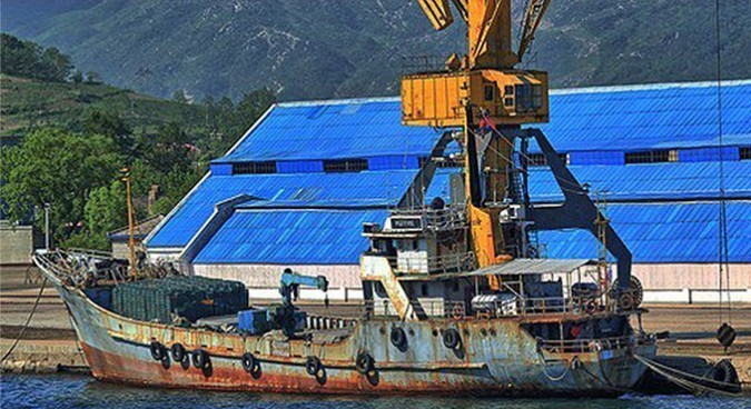 Papers please: N. Korean ships fare poorly on inspections
