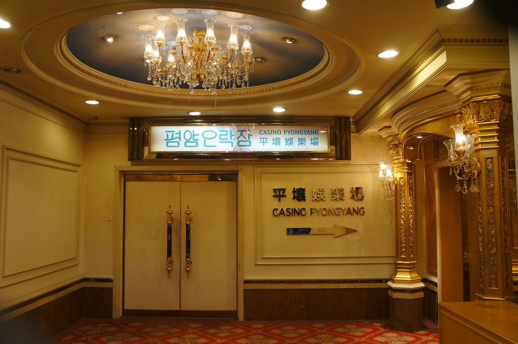 North Korea Casino