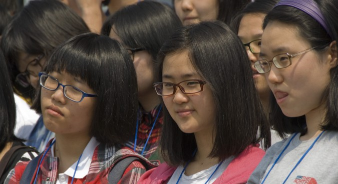 S.Korean students have positive view of unification | NK ...