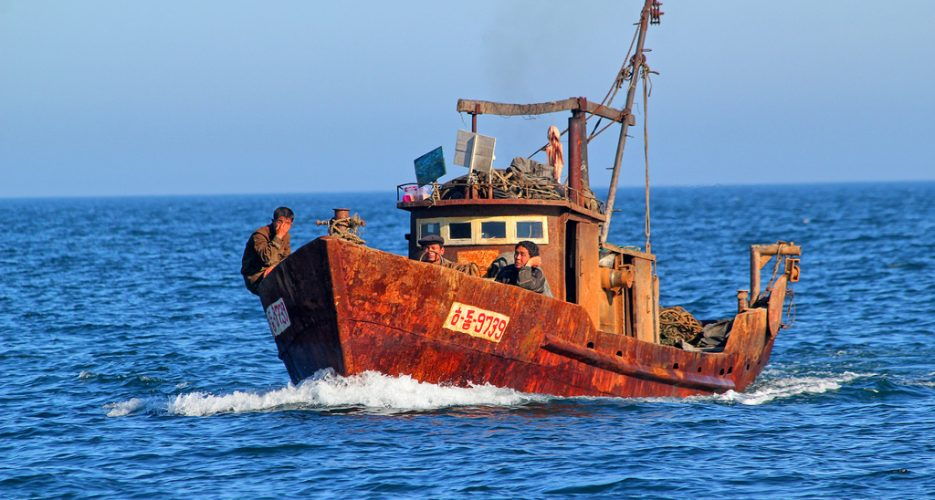 Despite reported ban, N. Korean seafood exports continue