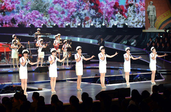 N. Korean band's concert in China suddenly cancelled