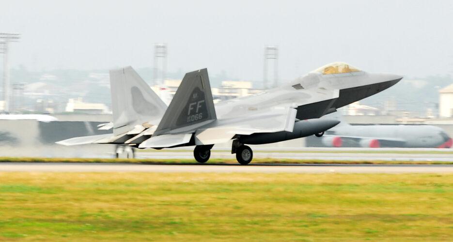 Japan cites N.Korean threat for deployment of U.S. jets