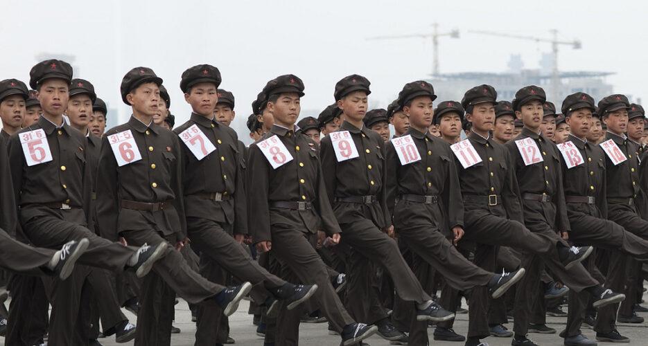 The myth of the North Korean threat