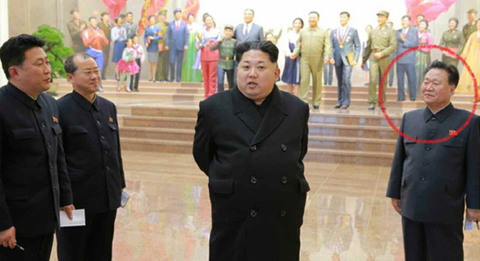 Choe Ryong Hae re-emerges, accompanies Kim Jong Un