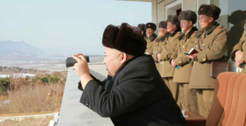 Whizzing to Oz? Australia in Kim Jong Un's line of fire