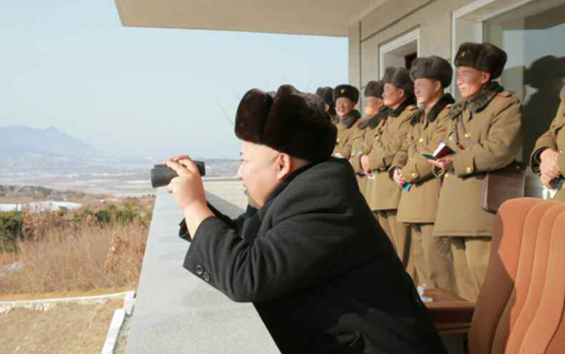 Kim Jong Un hails launch of missile, threatens U.S. in Pacific