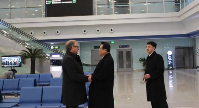 Official Facebook of Russian embassy in Pyongyang