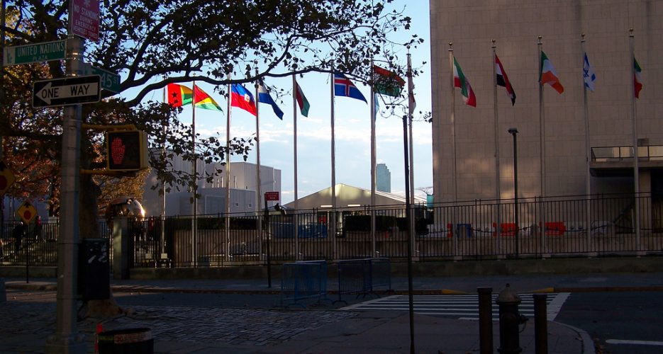 S.Korea challenges North Korea's UN membership