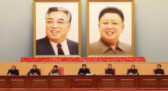 Change ahead for N.Korea military, party, meeting indicates
