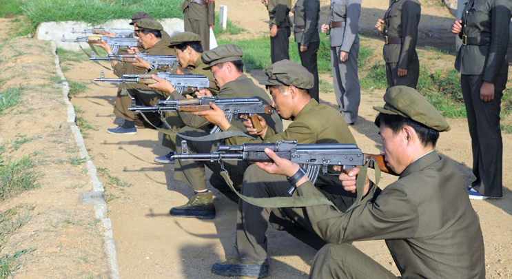 Military body armor scandal hits South Korea