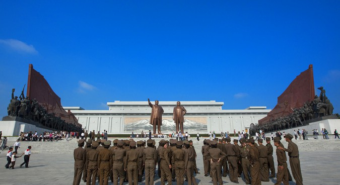 North Korea to decrease national defense proportion this year