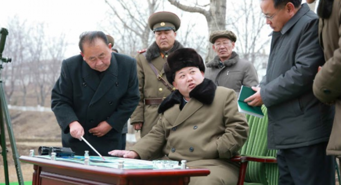 What are the West's long-term goals for N.Korea?