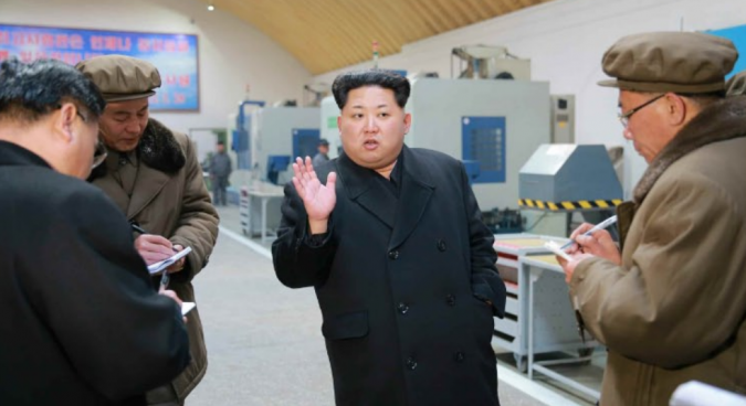 Is the U.S. backing Kim Jong Un into a corner?